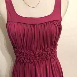 Max Studio Sleeveless Dress 👗 So pretty!